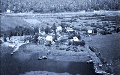 Akkala – pieni kylä peltojen keskellä